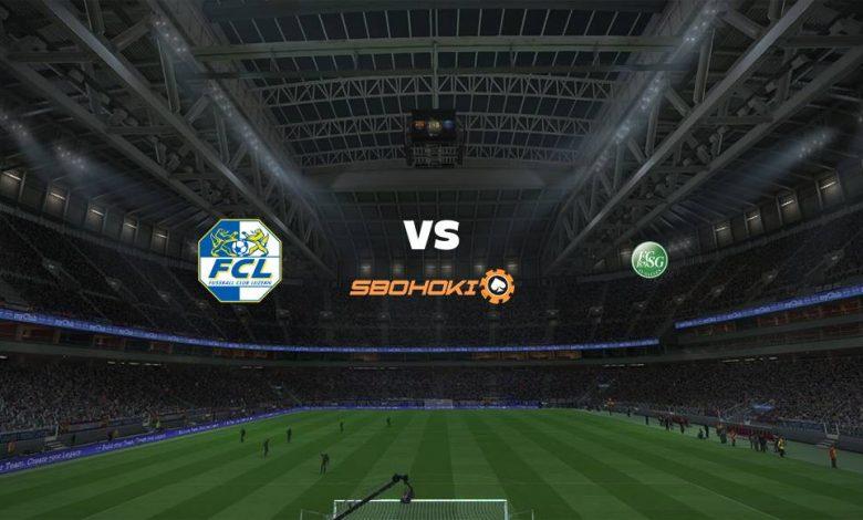 Live Streaming FC Luzern vs St Gallen 7 Maret 2021 1
