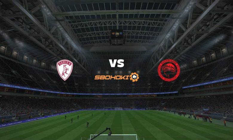 Live Streaming Larissa FC vs Olympiakos 14 Maret 2021 1