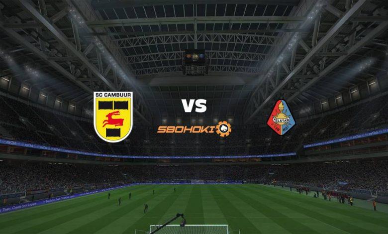 Live Streaming SC Cambuur vs Telstar 5 Maret 2021 1