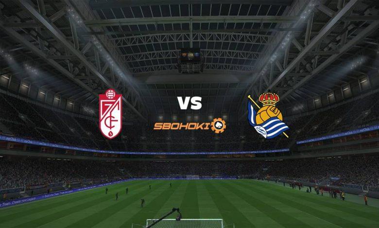 Live Streaming Granada vs Real Sociedad 14 Maret 2021 1