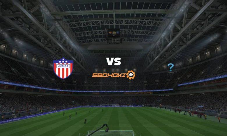 Live Streaming Atlético Junior vs TBD 18 Maret 2021 1