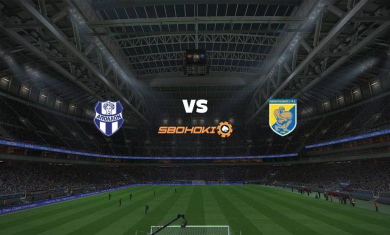 Live Streaming Apollon Smyrni vs Panetolikos 14 Maret 2021 1