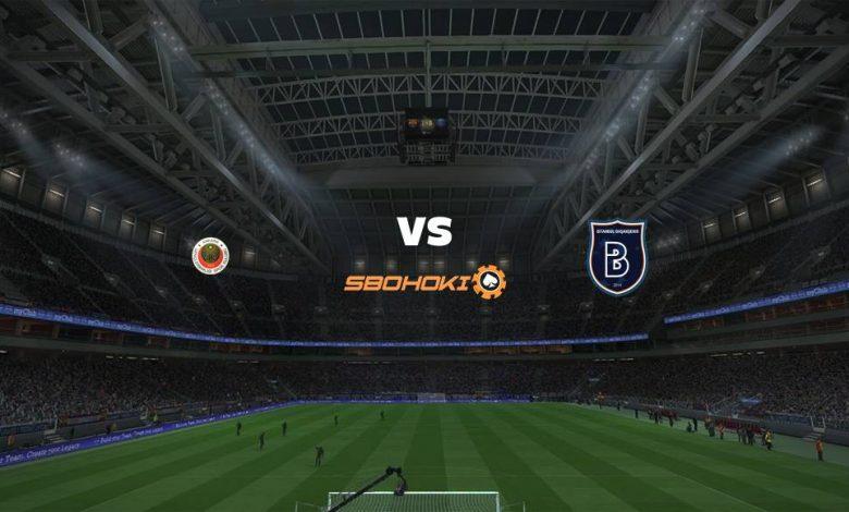 Live Streaming Genclerbirligi vs Istanbul Basaksehir 7 Maret 2021 1