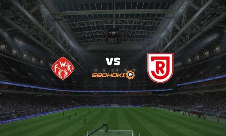 Live Streaming Würzburger Kickers vs SSV Jahn Regensburg 21 Maret 2021 1