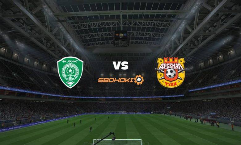 Live Streaming Akhmat Grozny vs FC Arsenal Tula 17 Maret 2021 1
