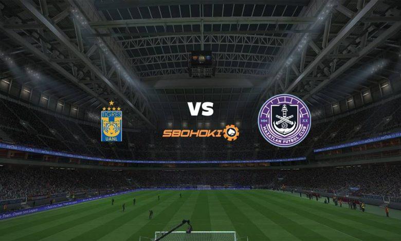 Live Streaming Tigres UANL vs Mazatlán FC 14 Maret 2021 1