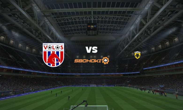 Live Streaming Volos NFC vs AEK Athens 14 Maret 2021 1