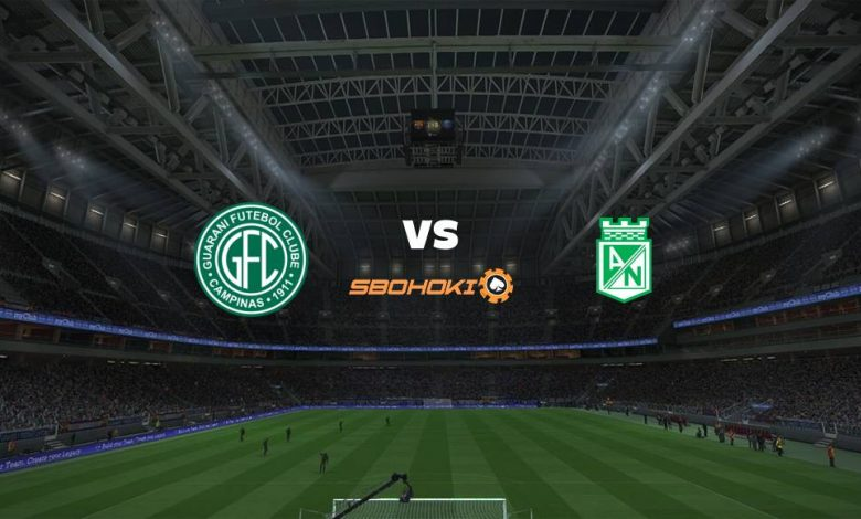 Live Streaming Guaraní vs Atlético Nacional 12 Maret 2021 1