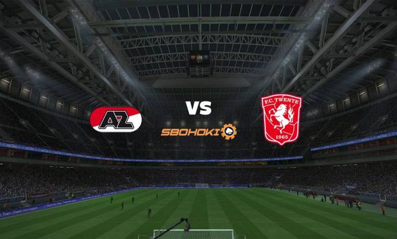 Live Streaming AZ Alkmaar vs FC Twente 13 Maret 2021 1