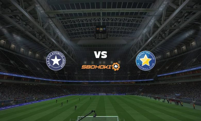 Live Streaming Atromitos vs Asteras Tripoli 6 Maret 2021 1