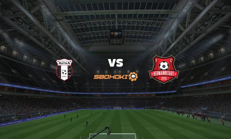 Live Streaming FK Astra Giurgiu vs Hermannstadt 7 Maret 2021 1