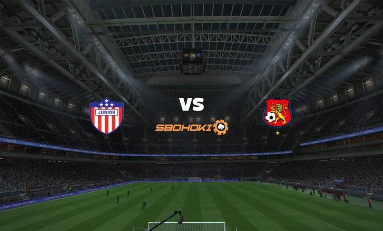 Live Streaming Atlético Junior vs Caracas FC 18 Maret 2021 1