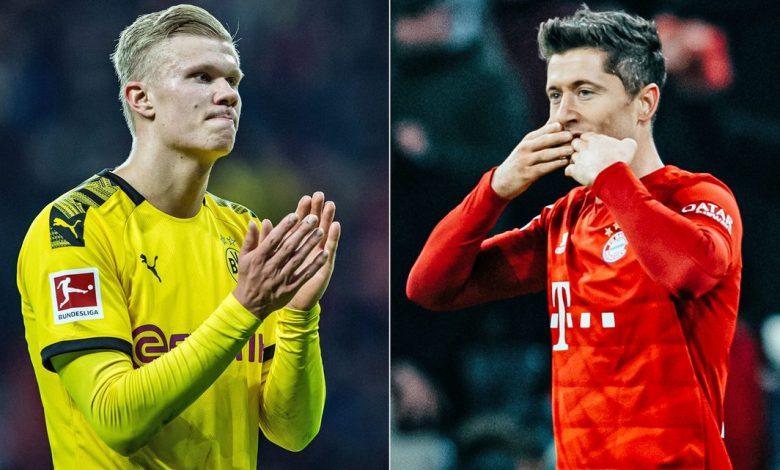 Jadwal Liga Jerman: Bayern Vs Dortmund, Adu Penyerang Gacor 1