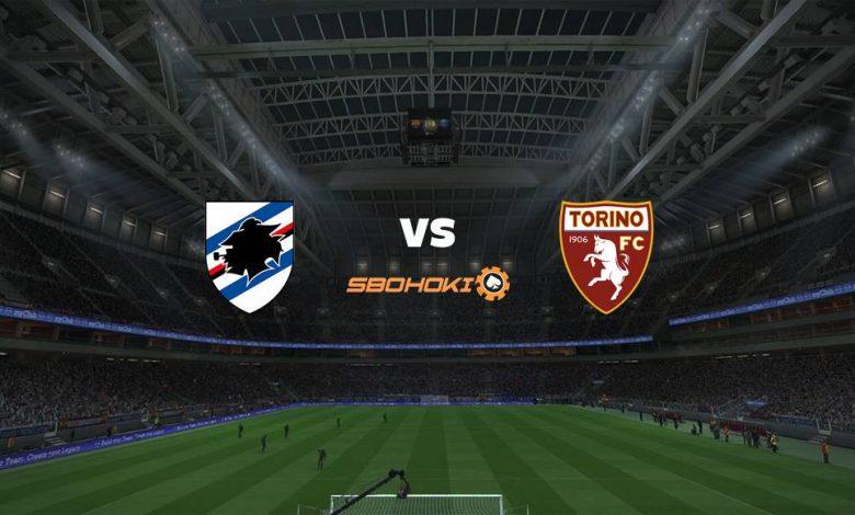 Live Streaming Sampdoria vs Torino 21 Maret 2021 1