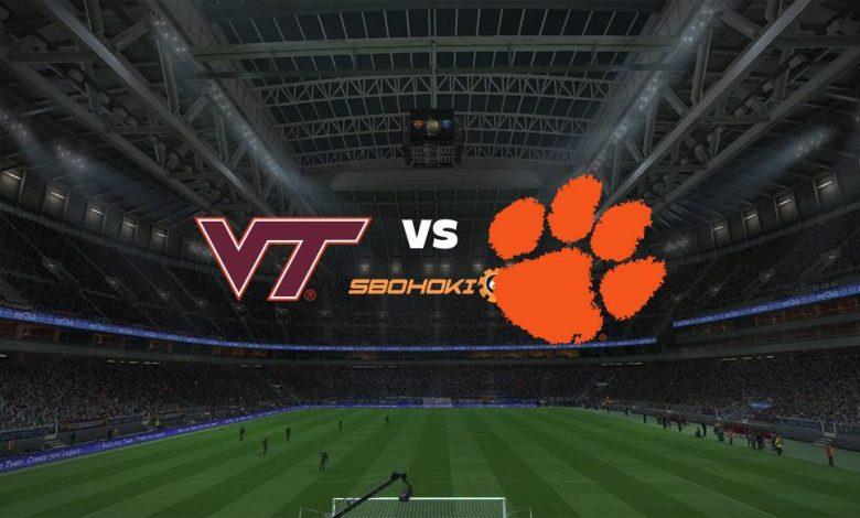 Live Streaming Virginia Tech vs Clemson 13 Maret 2021 1