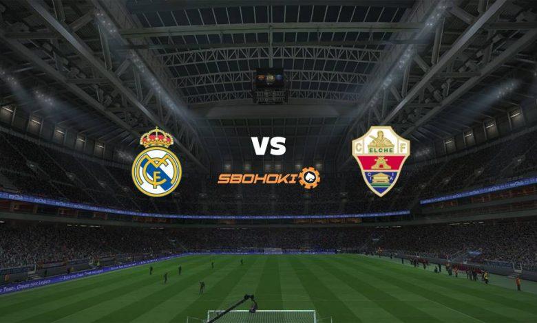 Live Streaming Real Madrid vs Elche 13 Maret 2021 1