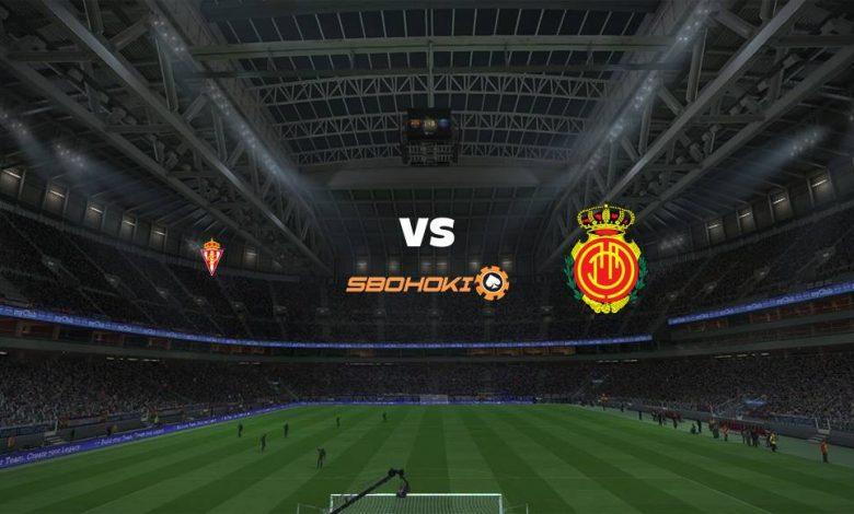 Live Streaming Sporting Gijón vs Mallorca 14 Maret 2021 1