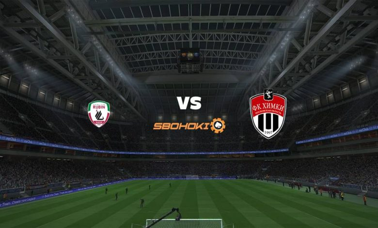 Live Streaming Rubin Kazan vs FC Khimki 19 Maret 2021 1