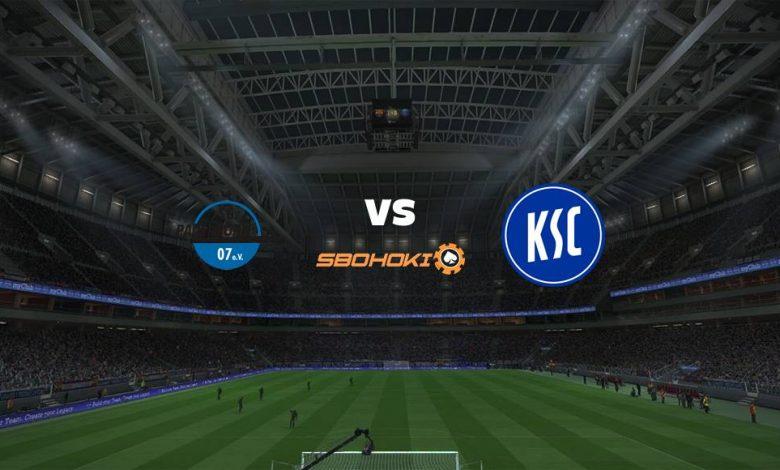 Live Streaming SC Paderborn 07 vs Karlsruher SC 19 Maret 2021 1