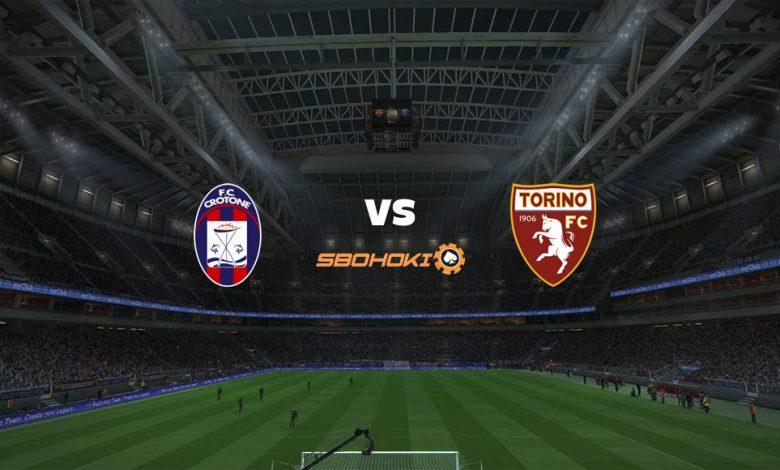 Live Streaming Crotone vs Torino 7 Maret 2021 1