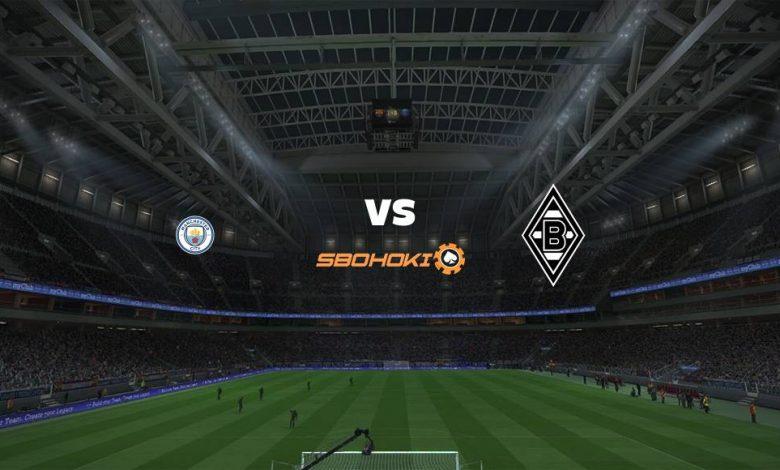 Live Streaming Manchester City vs M'gladbach 16 Maret 2021 1