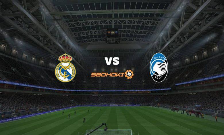 Live Streaming Real Madrid vs Atalanta 16 Maret 2021 1