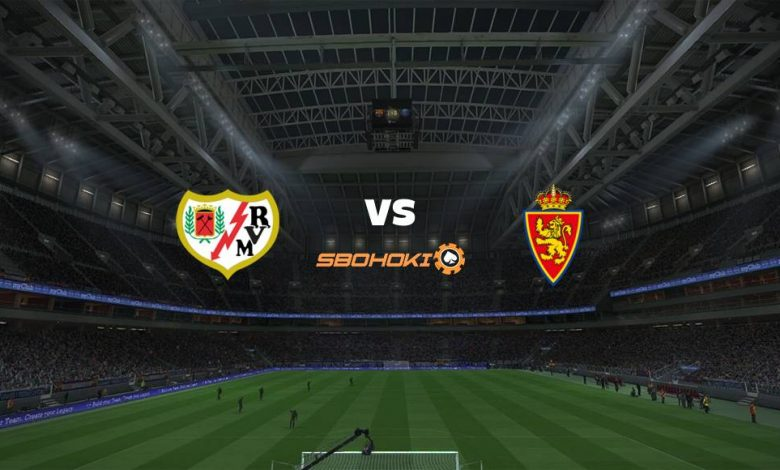 Live Streaming Rayo Vallecano vs Real Zaragoza 12 Maret 2021 1