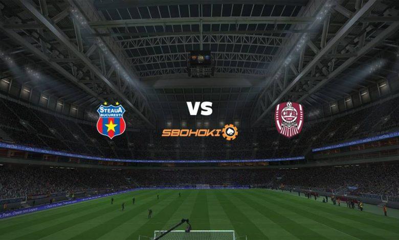 Live Streaming FCSB vs CFR Cluj-Napoca 19 Maret 2021 1