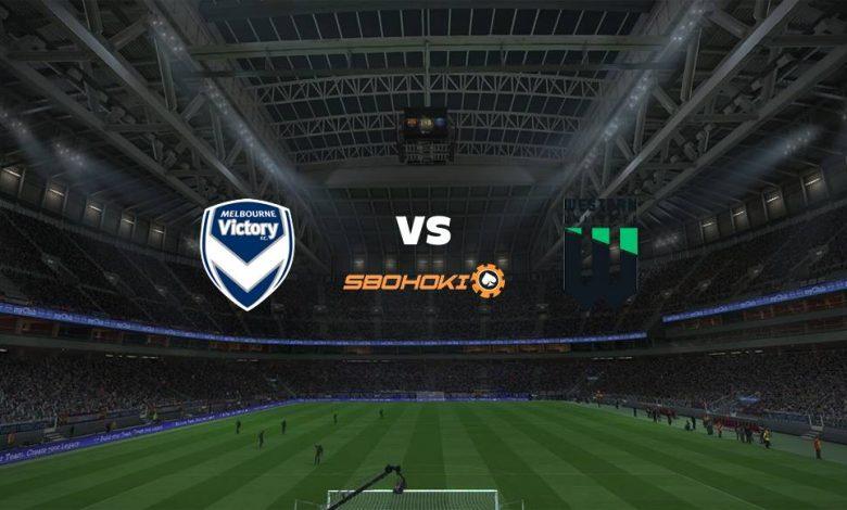 Live Streaming Melbourne Victory vs Western United 13 Maret 2021 1