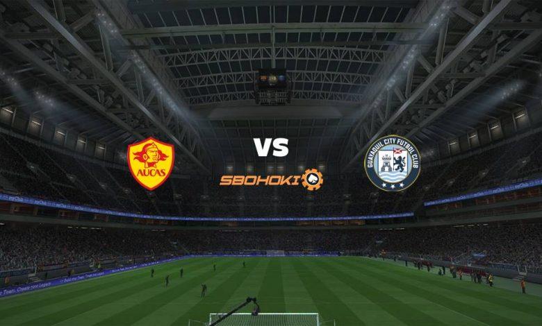 Live Streaming Aucas vs Guayaquil City FC 18 Maret 2021 1