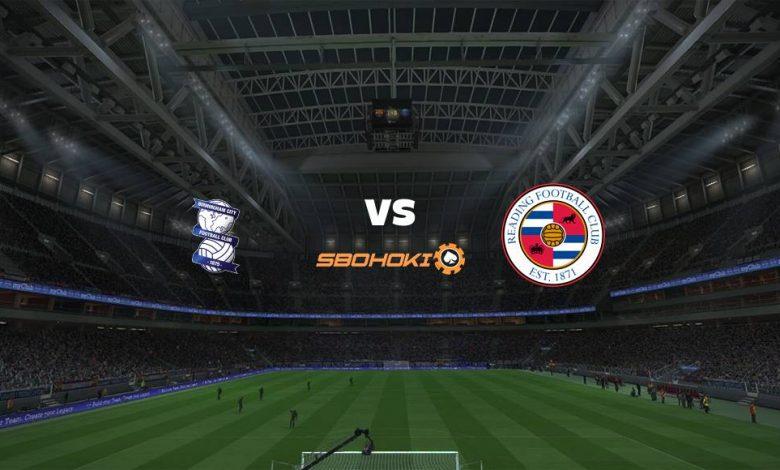 Live Streaming Birmingham City vs Reading 17 Maret 2021 1