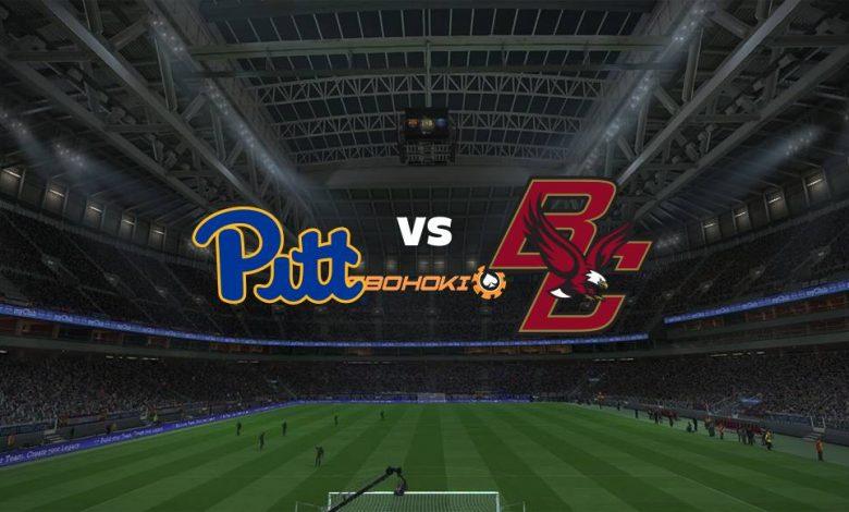 Live Streaming Pittsburgh vs Boston College 14 Maret 2021 1