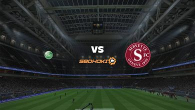 Photo of Live Streaming  St Gallen vs Servette 3 Maret 2021