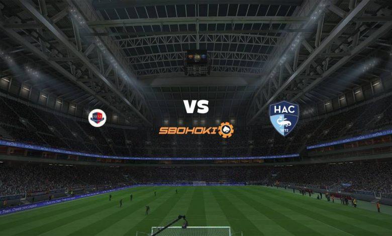 Live Streaming Caen vs Le Havre AC 15 Maret 2021 1
