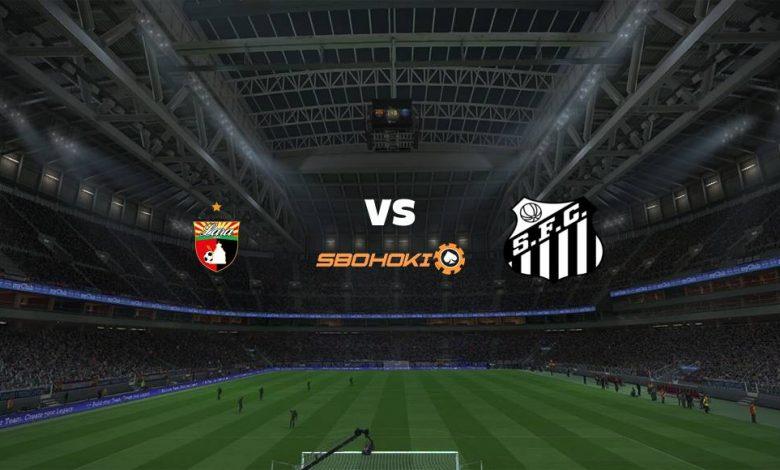 Live Streaming Deportivo Lara vs Santos 16 Maret 2021 1