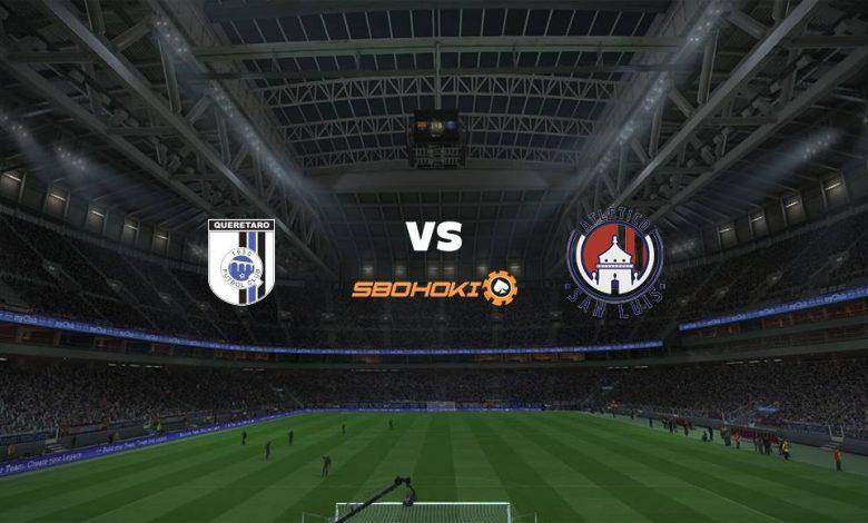 Live Streaming Querétaro vs Atlético San Luis 15 Maret 2021 1
