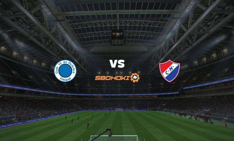 Live Streaming 12 de Octubre vs Nacional 16 Maret 2021 1
