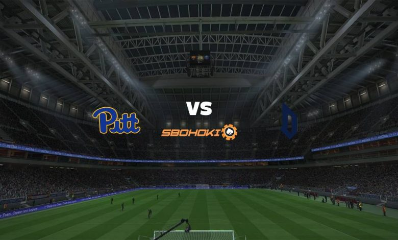 Live Streaming Pittsburgh Panthers vs Duquesne 7 Maret 2021 1