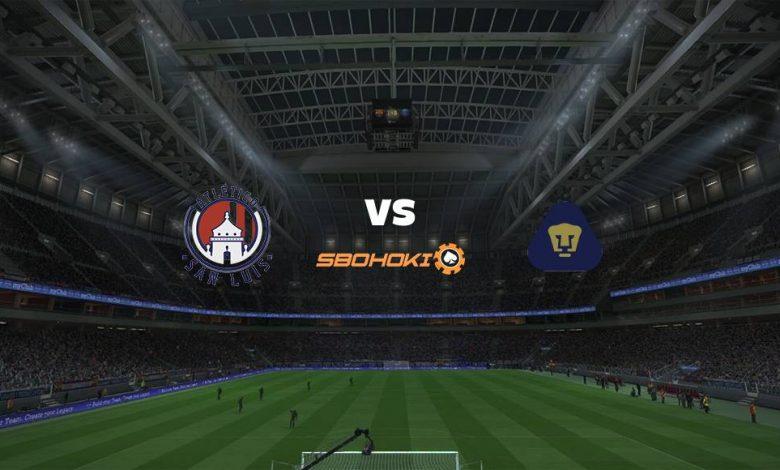 Live Streaming Atlético San Luis vs Pumas UNAM 20 Maret 2021 1
