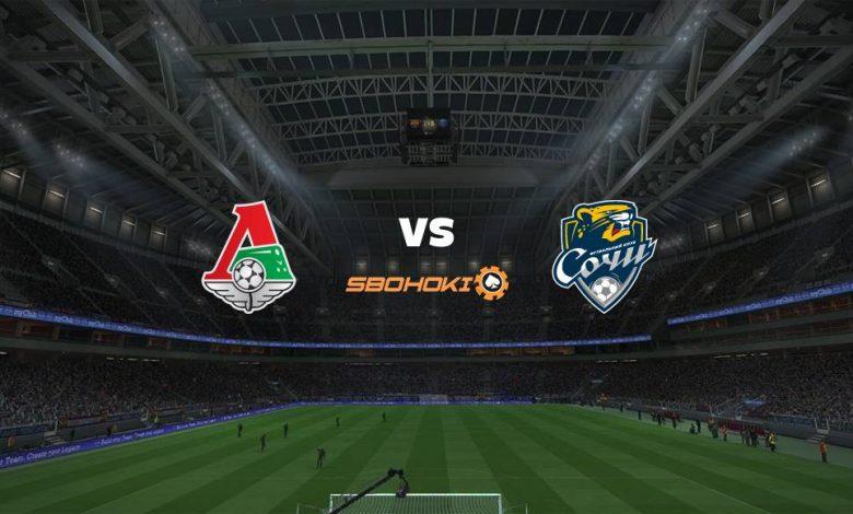 Live Streaming Lokomotiv Moscow vs Sochi 14 Maret 2021 1