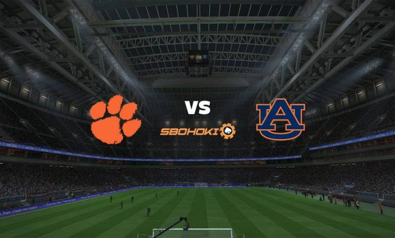 Live Streaming Clemson Tigers vs Auburn Tigers 6 Maret 2021 1