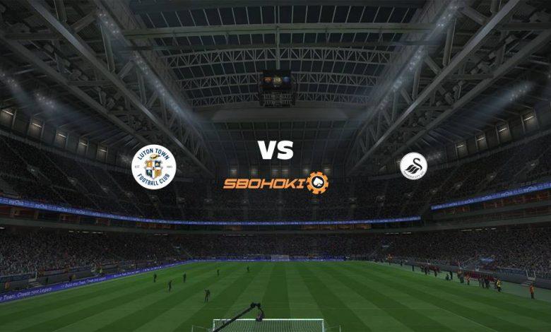 Live Streaming Luton Town vs Swansea City 13 Maret 2021 1