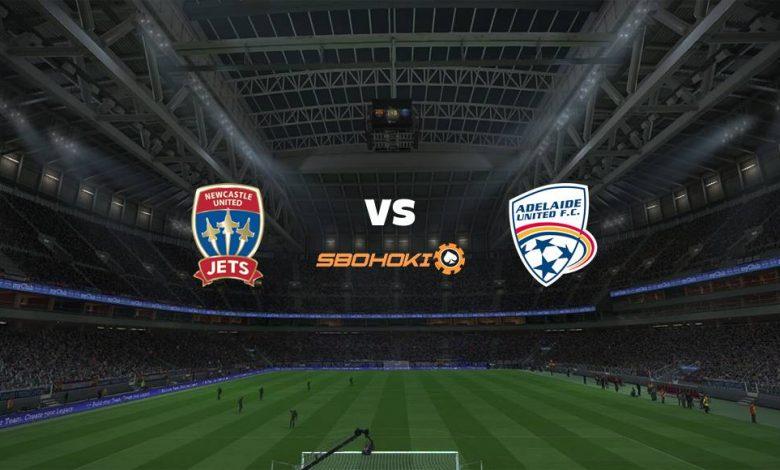 Live Streaming Newcastle Jets vs Adelaide United 21 Maret 2021 1