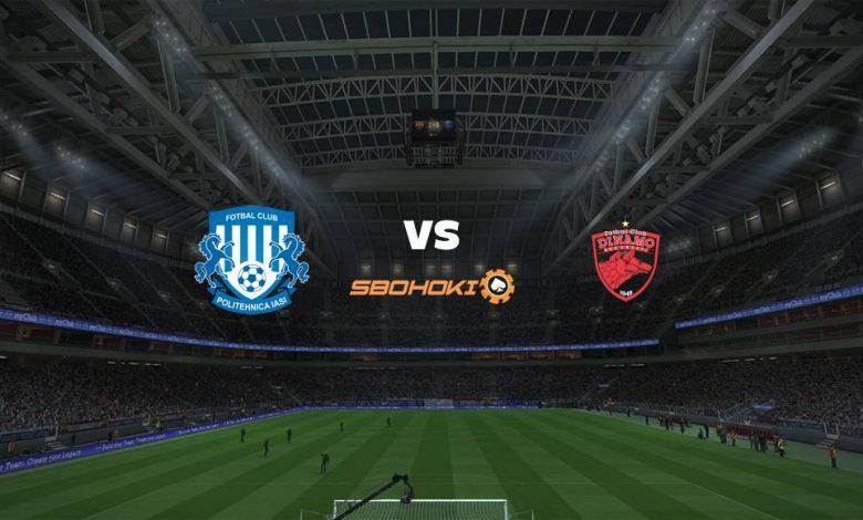 Live Streaming CSMS Iasi vs Dinamo Bucuresti 20 Maret 2021 1