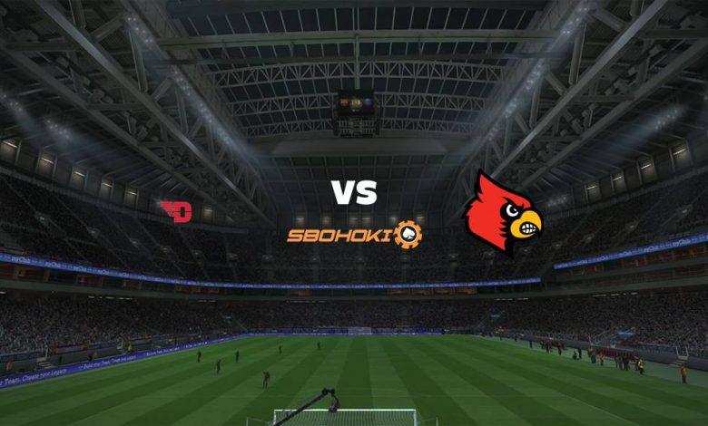 Live Streaming Dayton vs Louisville Cardinals 6 Maret 2021 1