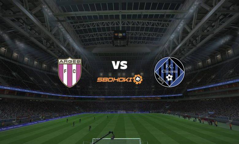Live Streaming FC Arges vs Academica Clinceni 20 Maret 2021 1
