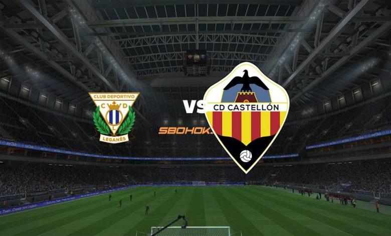 Live Streaming Leganés vs Castellón 6 Maret 2021 1