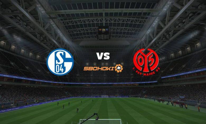 Live Streaming Schalke 04 vs Mainz 5 Maret 2021 1