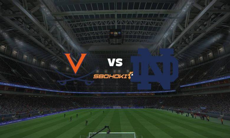 Live Streaming Virginia vs Notre Dame 7 Maret 2021 1