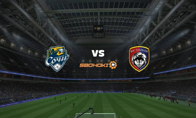Live Streaming Sochi vs FC Tambov 19 Maret 2021 1